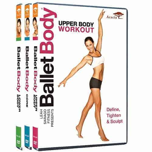 Ballet Body Workout DVD Review