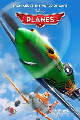 Planes Trailer of Music