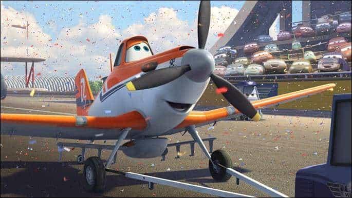 """Planes - Film Clip """"Dusty Meets El Chupacabra"""""""