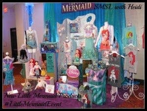 Disney Consumer Products Preview #LittleMermaidEvent