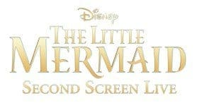 Second Screen Live: The Little Mermaid App!