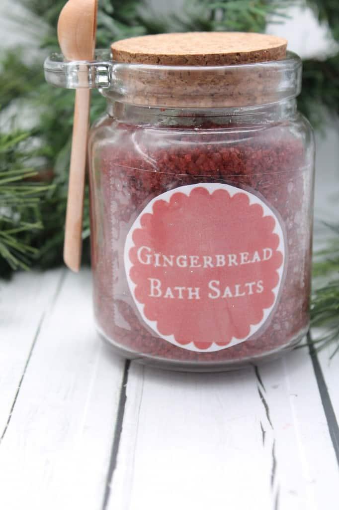 Gingerbread Bath Salt