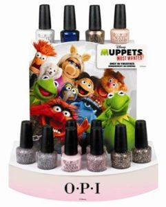 OPI Celebrates the Muppets