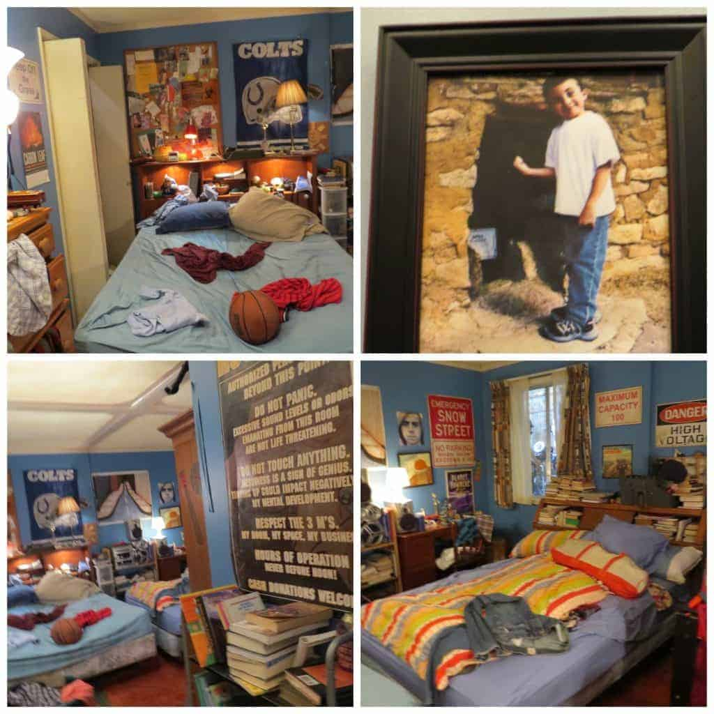 Axl-and-Bricks-Room The Heck House