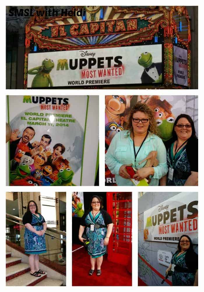Muppets red