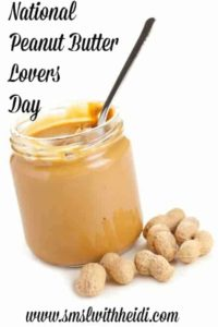 National Peanut Butter Lovers Day
