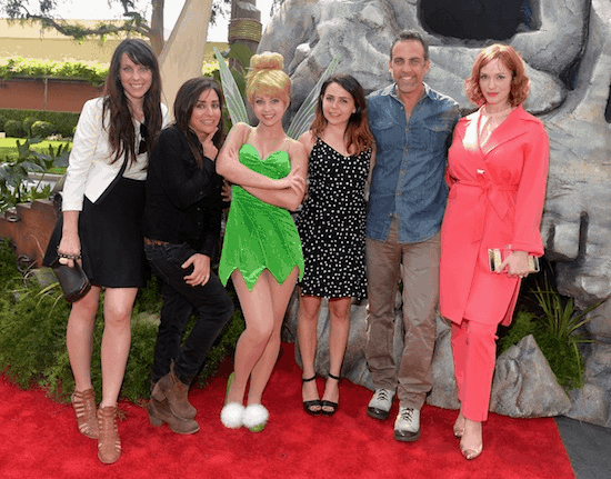 Cast Celebrate Disney's The Pirate Fairy World Premiere!