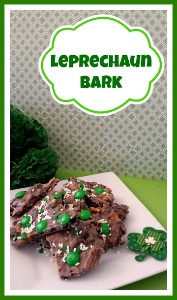 Leprechaun Bark Recipe