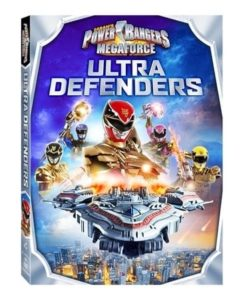 Power Rangers Megforce Ultra Defenders