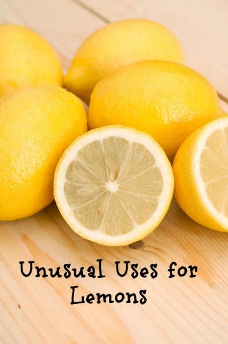 Unusual Uses for Lemons