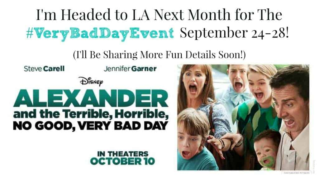 Very Bad Day Event in Sunny LA