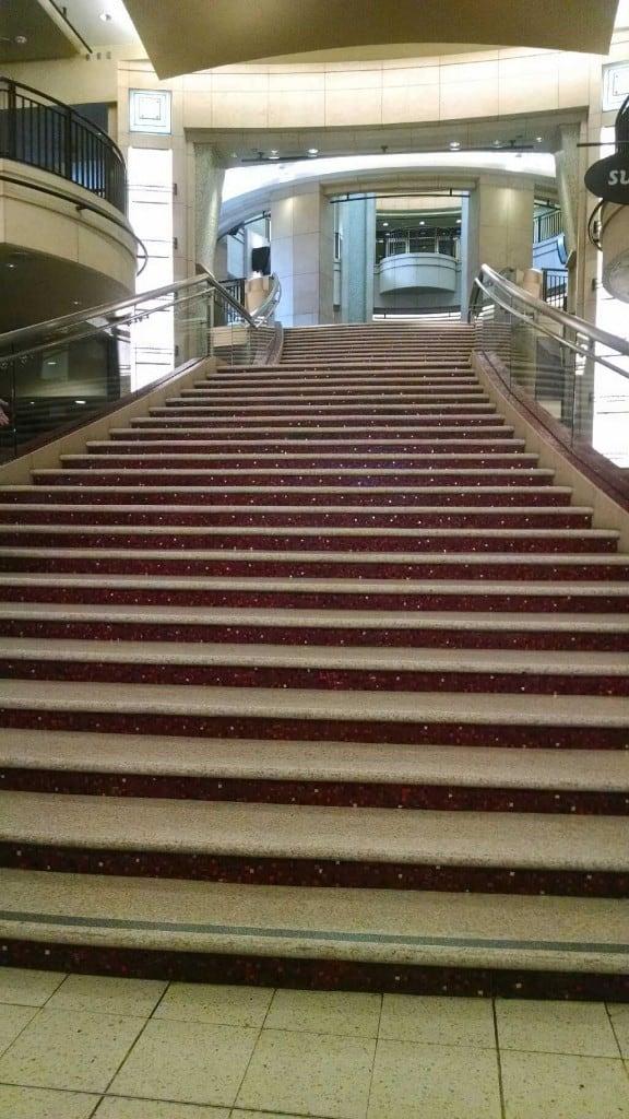 The Oscar Staircase