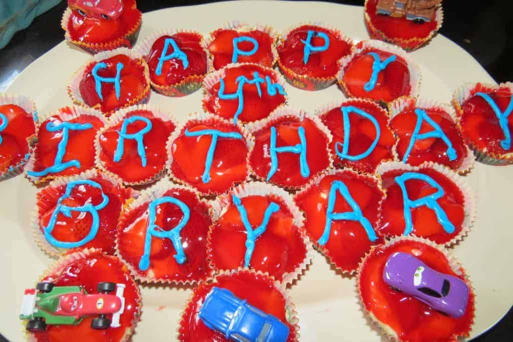 Frugal Cars Birthday Party Ideas