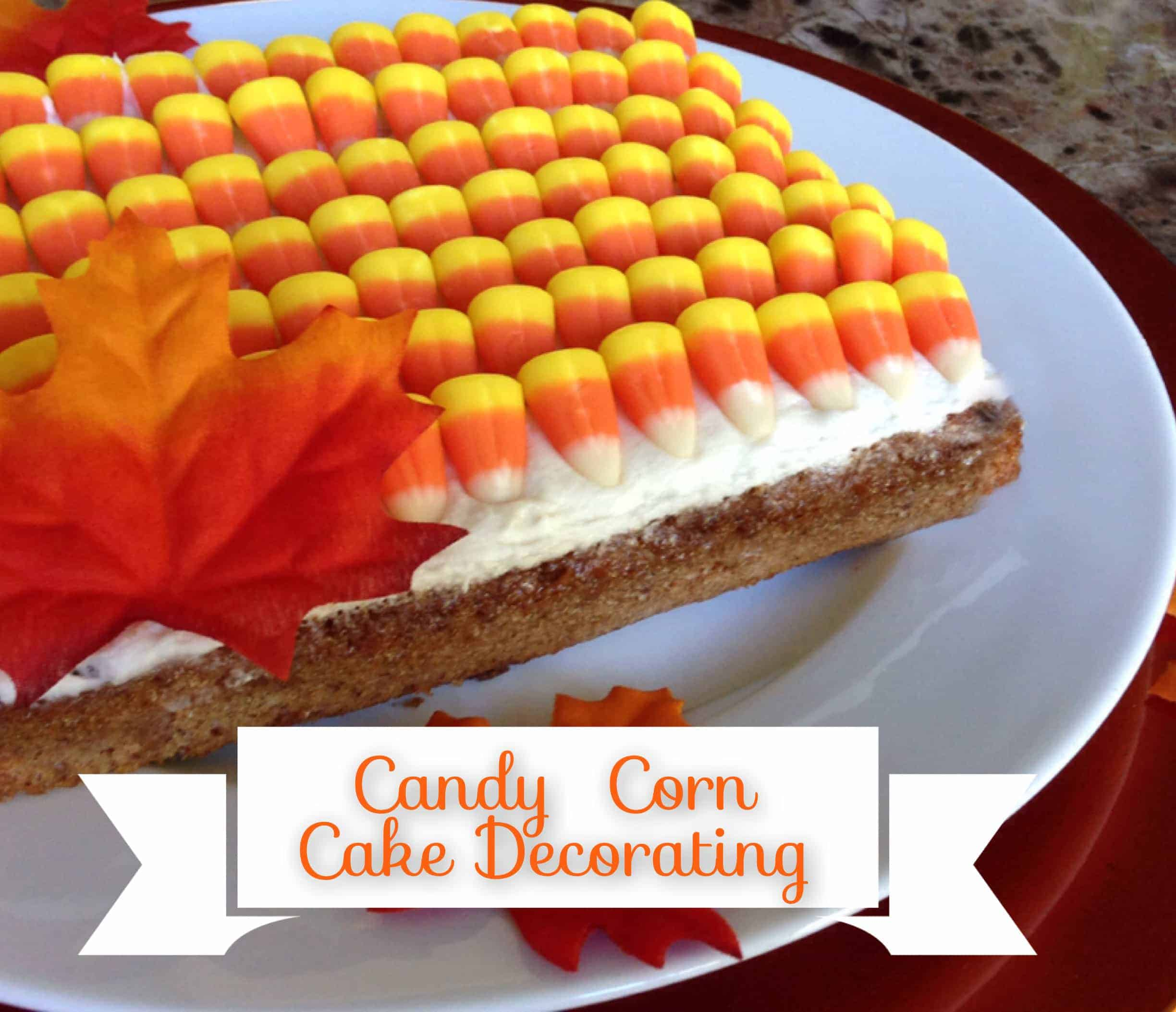 Chocolate Balls Cake Decoration : Candy Corn Recipes