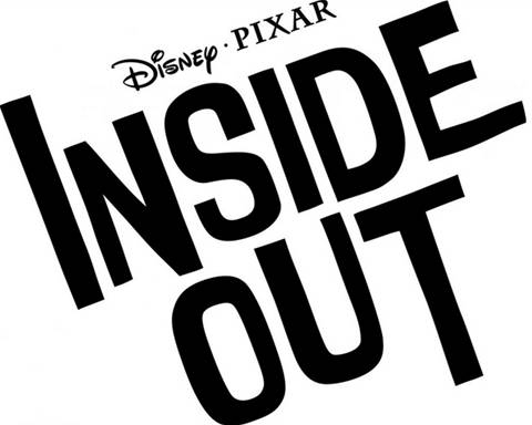 Inside Out from Disney Pixar