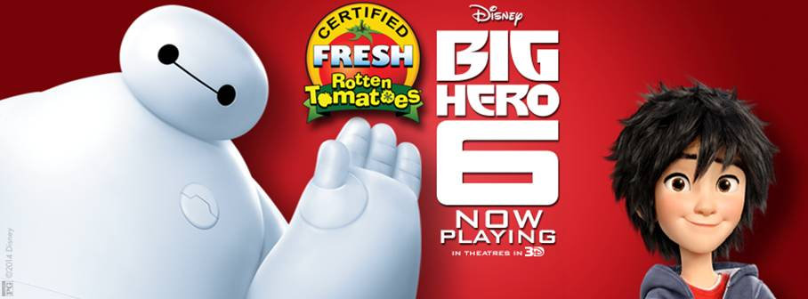 Big Hero 6 Fun Facts