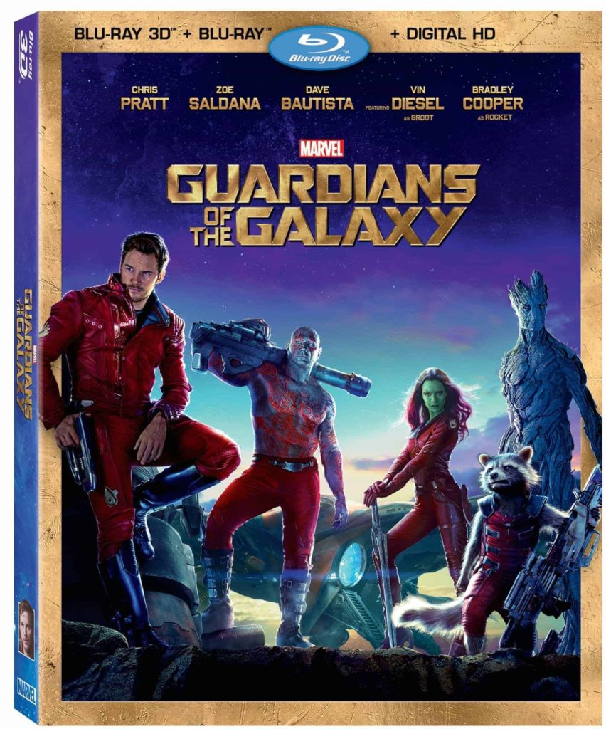Guardian of Galaxy Review