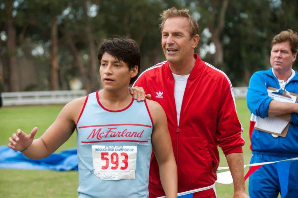 Kevin Costner the Sports Movie Legend