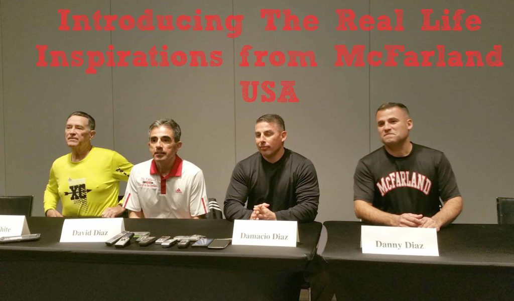 Introducing The Real Life Inspirations from McFarland USA