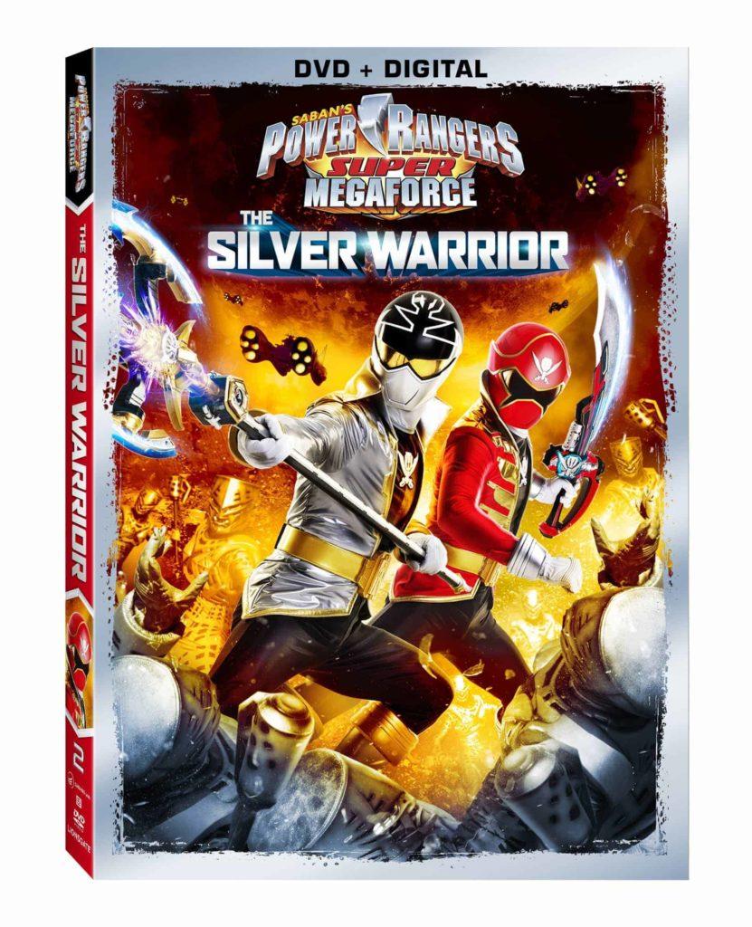 Power Rangers SuperMegaForce: The Silver Warrior