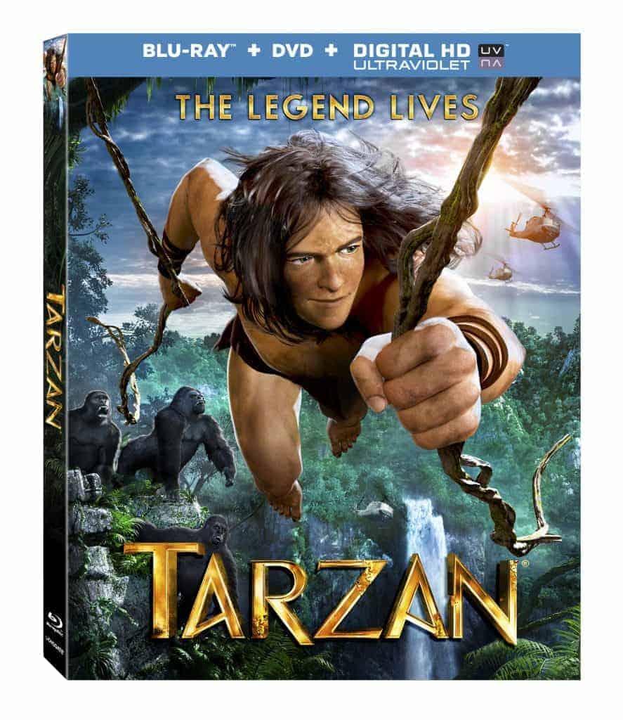 Tarzan The Legend Lives