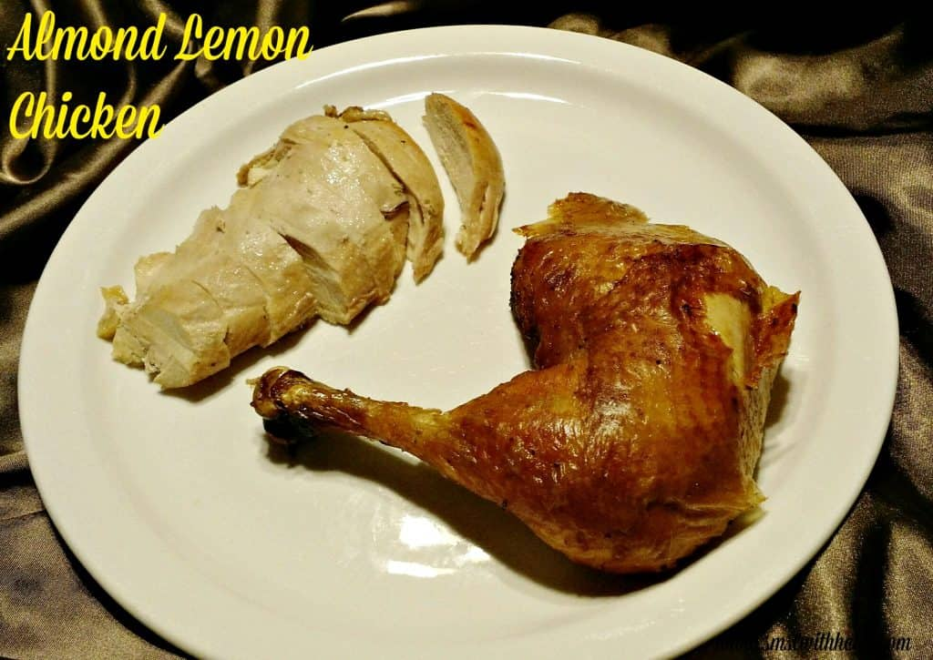 Almond Lemon Chicken