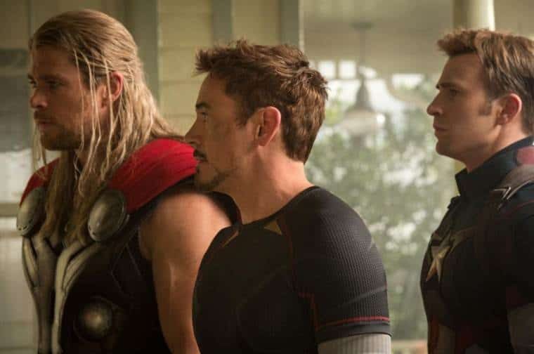 Marvel's AVENGERS: AGE OF ULTRON TV spot debuted during March Madness