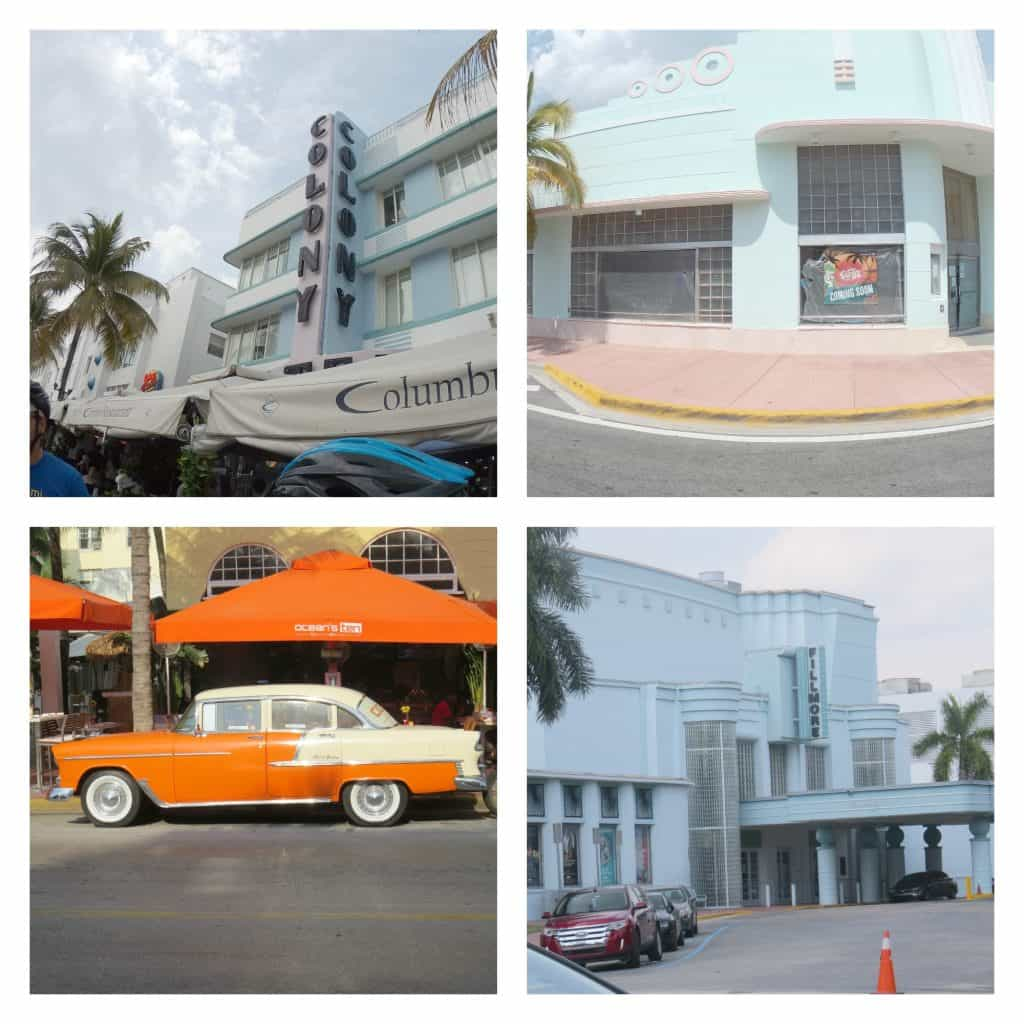 Miami's Art Deco Tour