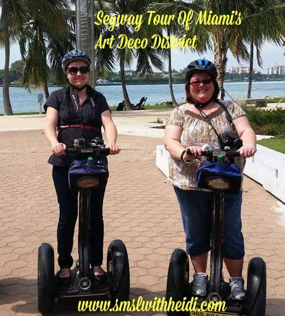 Segway Tour Through Miami's Art Deco District