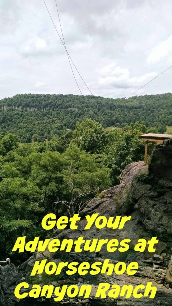Get Your Adventures at Horseshoe Canyon Ranch