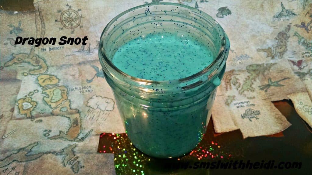 Glitter Slime Recipe