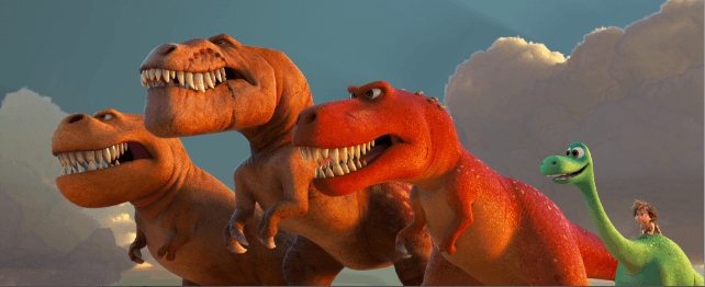 The Good Dino