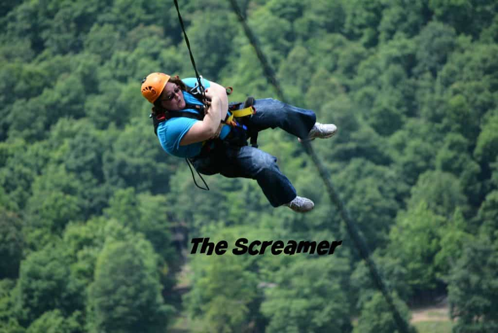 The Screamer at Horseshoe Canyon Ranch