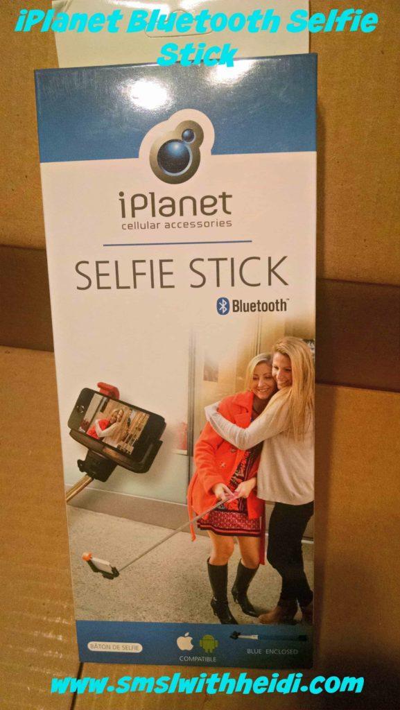 iPlanet Bluetooth Selfie Stick