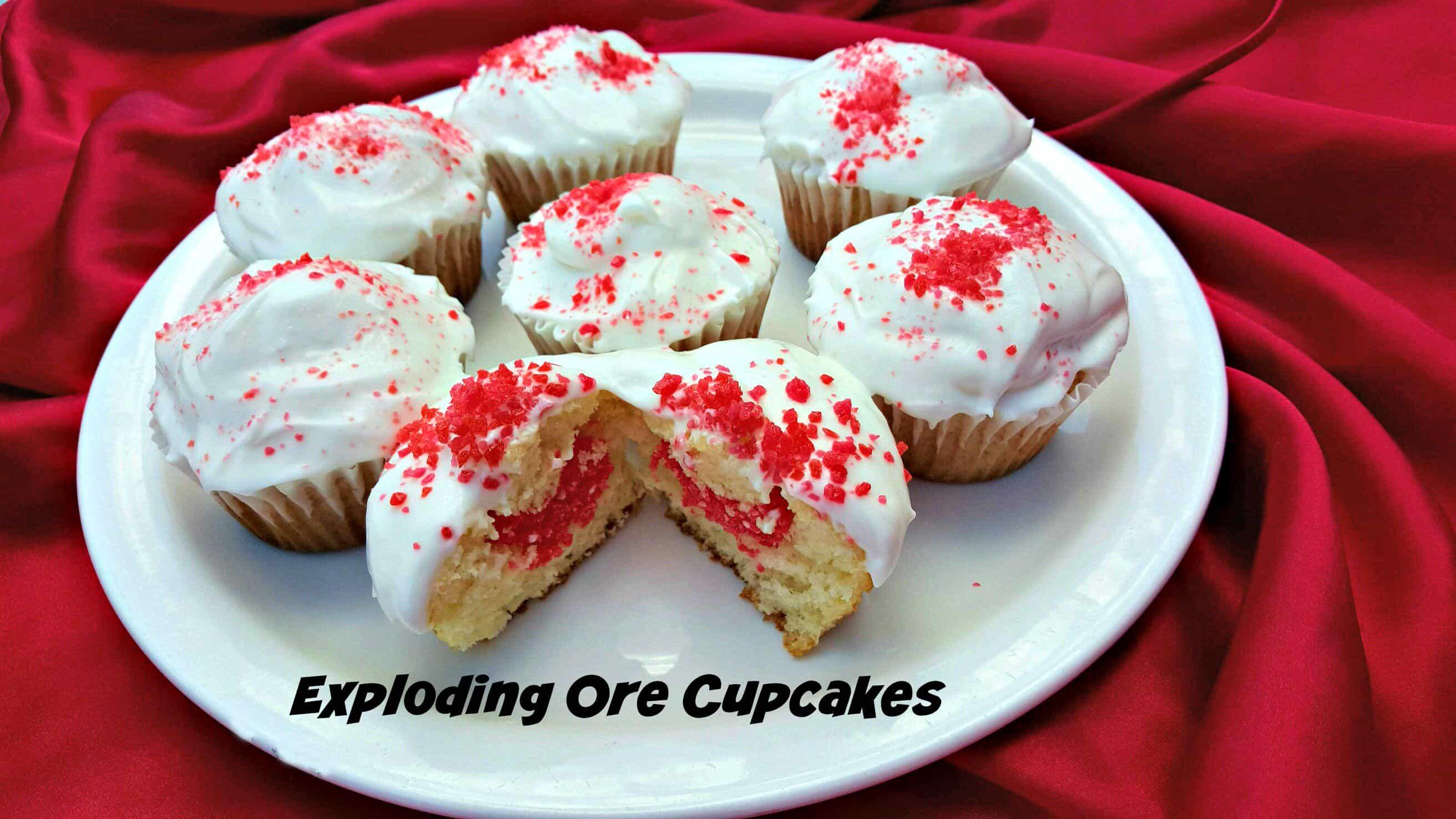 Dinotrux-Cupcakes