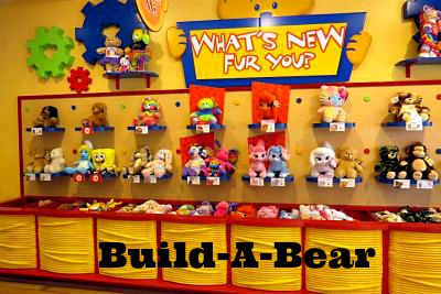 Build A Bear in Branson
