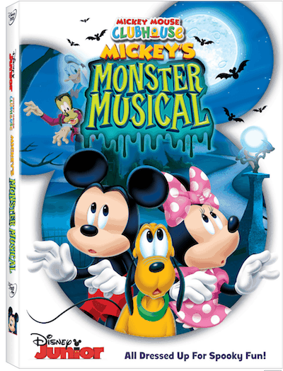 Mickey's Monster Musical Review