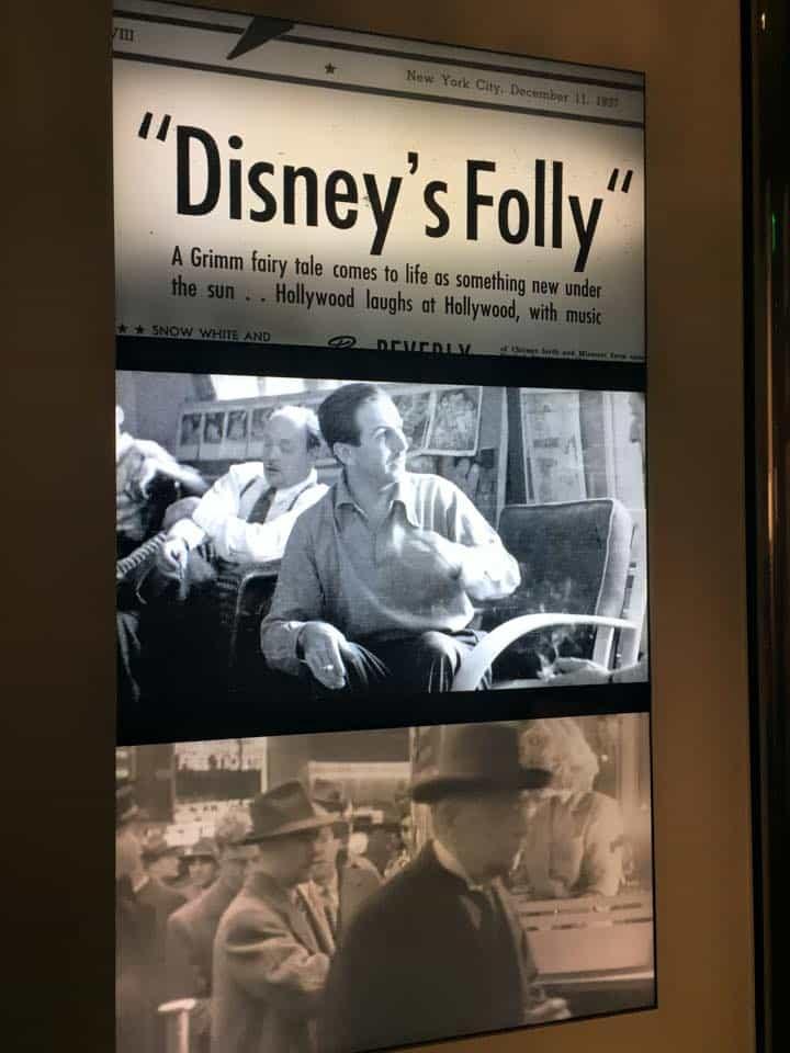 Disneys Folley