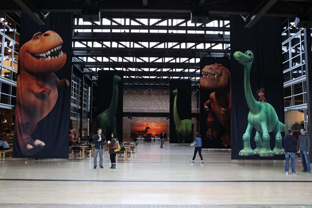The Good Dinosaur Atrium