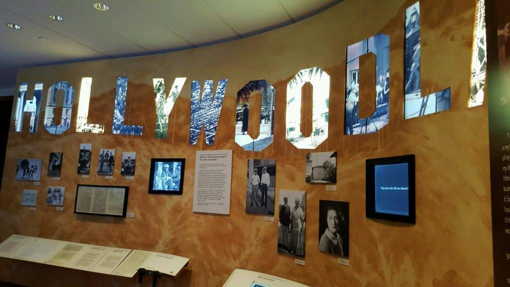 Hollywood walt Disney