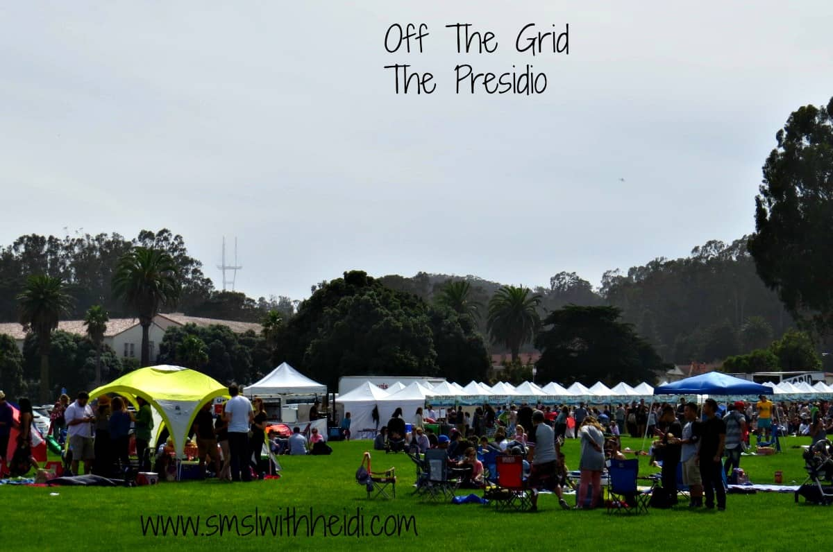 Off The Grid in the Presido