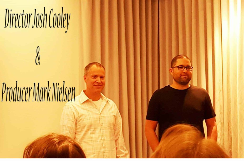 Interviewing Josh Cooley and Mark Nielson