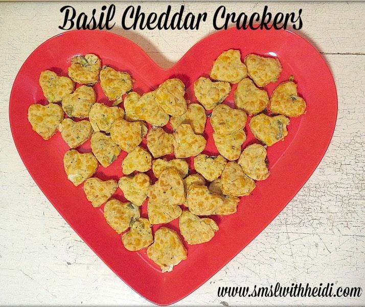 Basic Cheddar Crackers