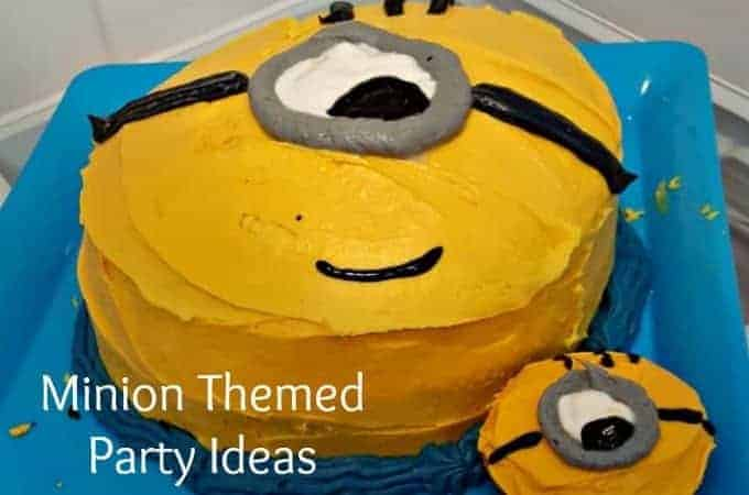 Minion Themed Party Ideas