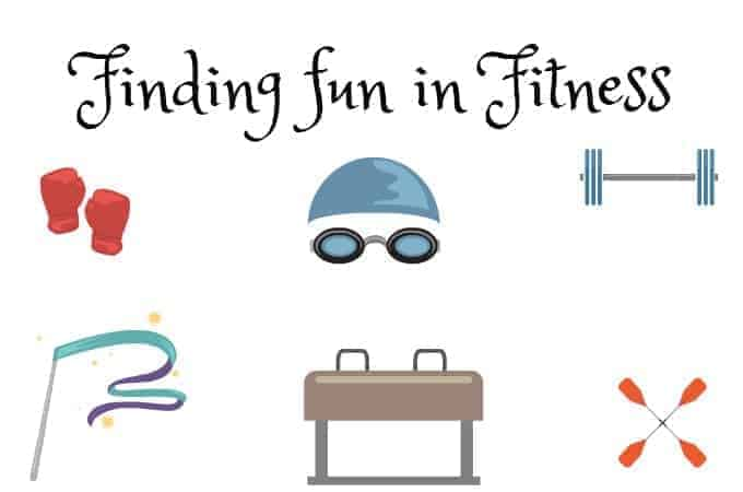 Finding Fun in Fitness