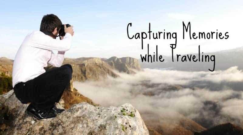 Capturing Memories while Traveling