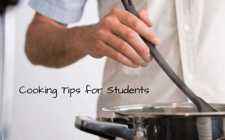 Cooking Tips for Students