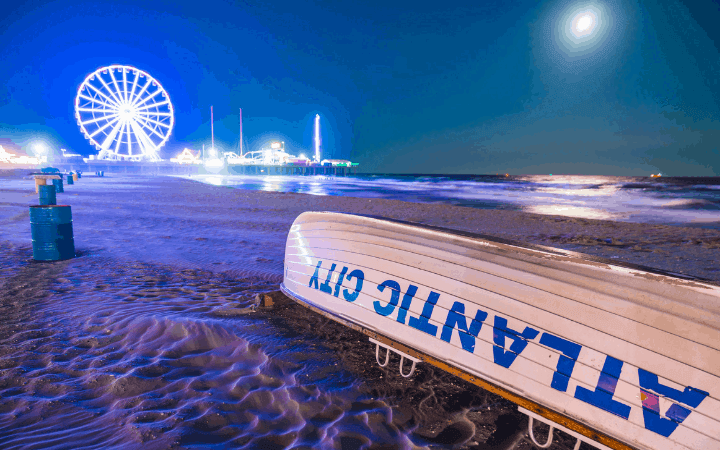 Top 7 Things To See & Do In Atlantic City