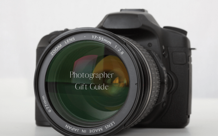Photographer's Gift Guide