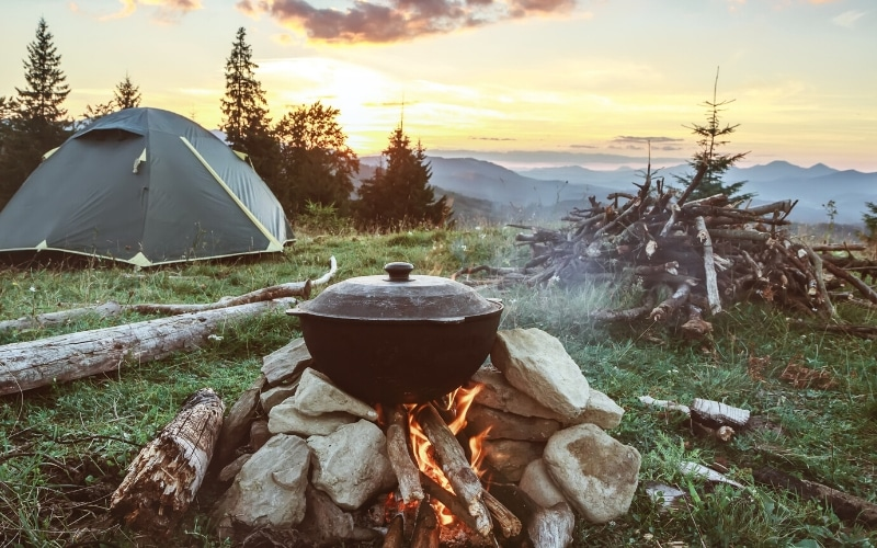 How to Camp Like A Star